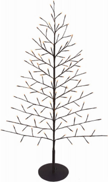 Ledup 9418014BR-01T Twinkling Bare Branch Wall Tree, 50 Inch