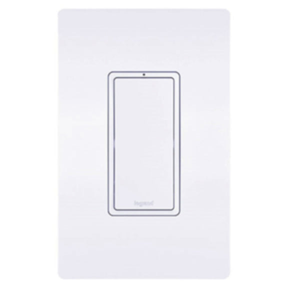 Legrand HKRL10WH On-Q WiFi Smart Switch, White