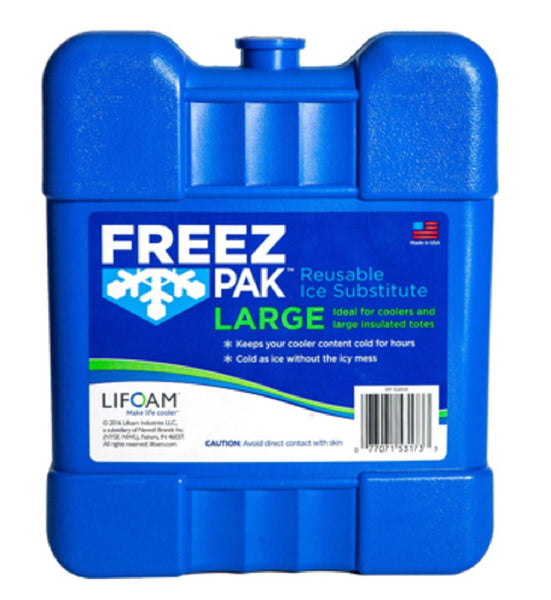 Lifoam 1034845 Freez Pak Large Reusable Ice Pack