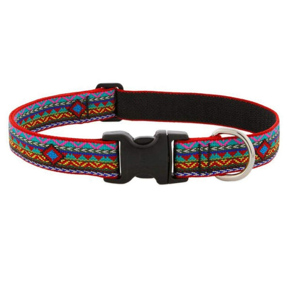 Lupine 91552 Adjustable Dog Collar, Nylon