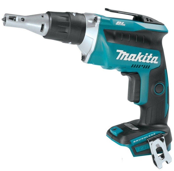 Makita XSF03Z Brushless Cordless Drywall Screwdriver, 18 Volt