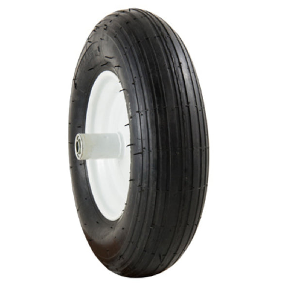 Marathon 20001 Pneumatic Air Filled Ribbed Tread Tire