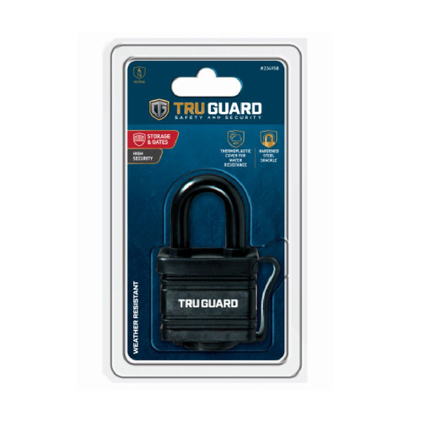 Master Lock 1804DTG Tru-Guard Laminated Steel Padlock