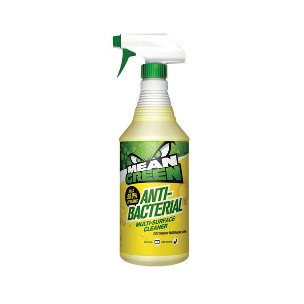 Mean Green MG10532 Antibacterial Cleaner, 32 Oz