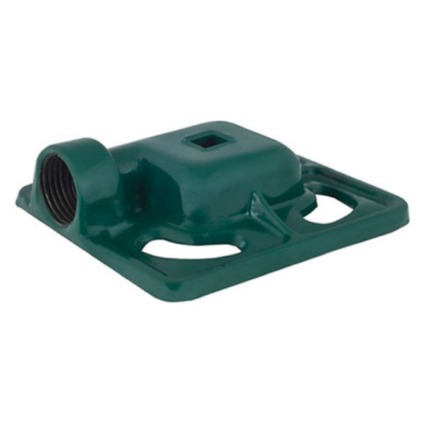 Melnor 704-6 Cast Iron Square Spot Sprinkler