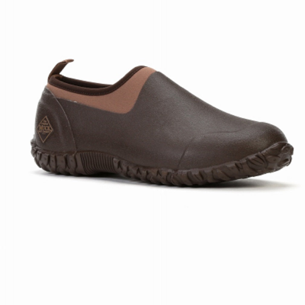 Muck Boot M2L-900-BRN-110 Muckster II Men's Low Cut Shoe, Brown, Size 11