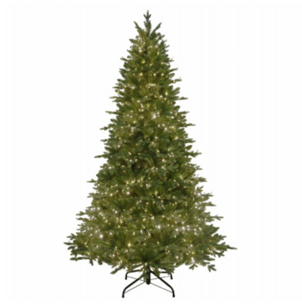 National Tree PEAS2-DK02-75 Christmas Artificial Tree, 7.5 feet