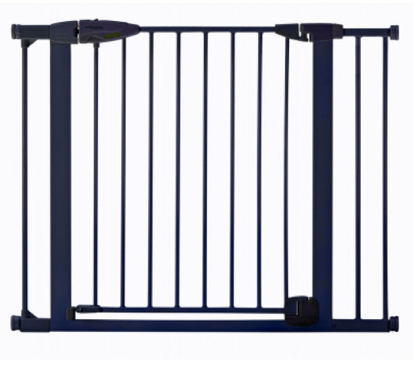 North States 5335 Toddleroo Bright Choice Auto-Close Metal Baby Gate