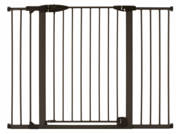 North States 5323 Toddleroo Extra Tall and Wide Metal Baby Gate