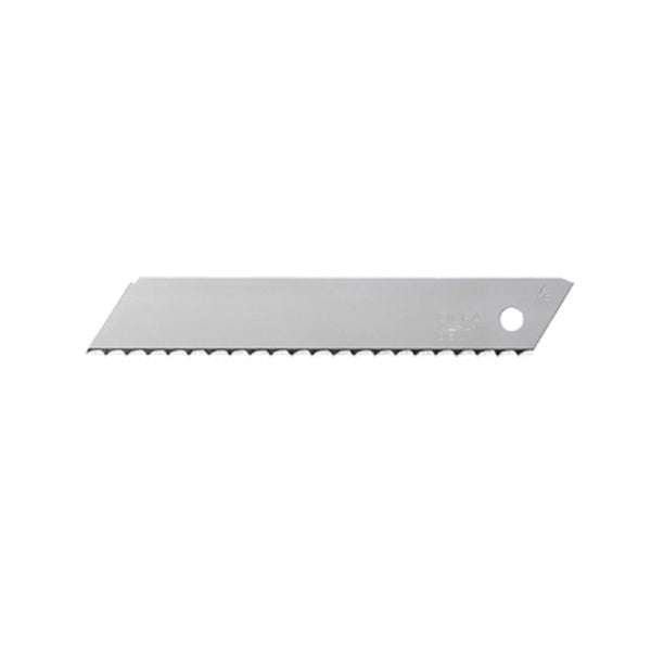 Olfa 1119182 Heavy Duty Serrated Edge Insulation Blade, 3 Pack
