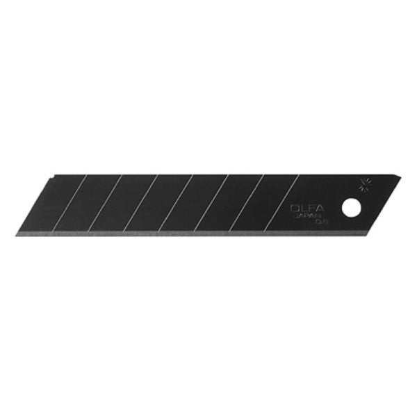 Olfa 9070US Heavy Duty Ultra Sharp Snap Blade, Black, 10 Pack