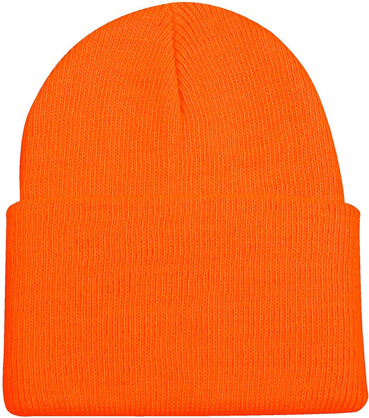 Outdoor Cap 0788-1235 Outdoor Knit Cap, Orange