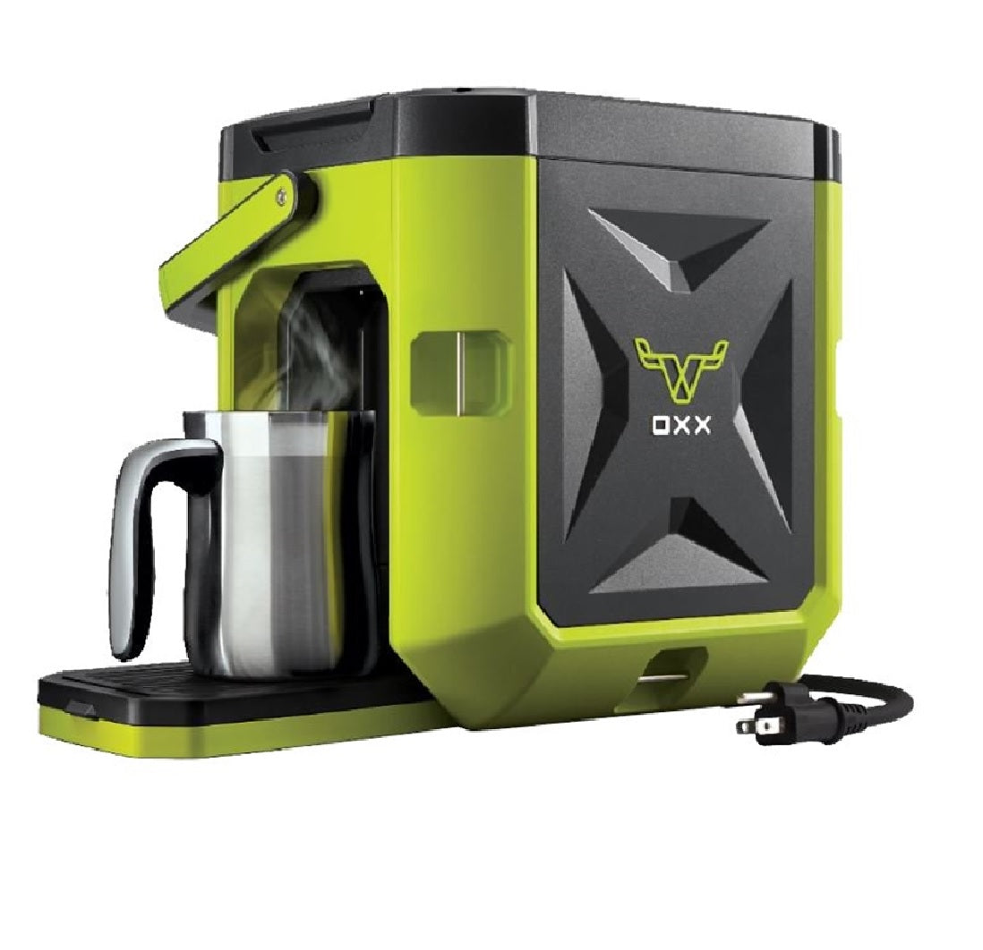 Oxx Coffeeboxx CBK250G Coffee Maker, Green, 85 Ounce