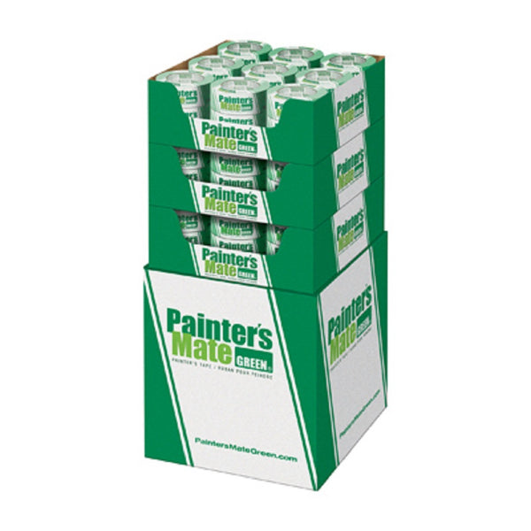 Painters Mate Green 284637 Painters Tape, Green, 105 Piece