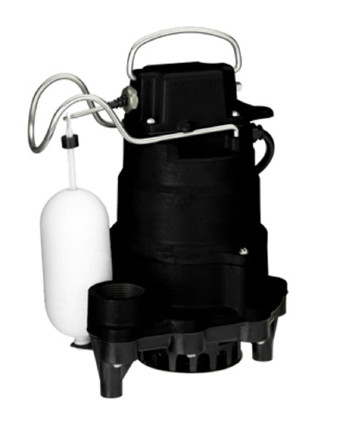 Pentair Water 235819 Master Plumber Submersible Sump Pump, 1/3 HP