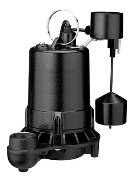 Pentair Water 235817 Master Plumber Submersible Sump Pump