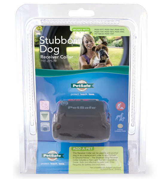 PetSafe PRF-275-19 Stubborn Dog Receiver Collar