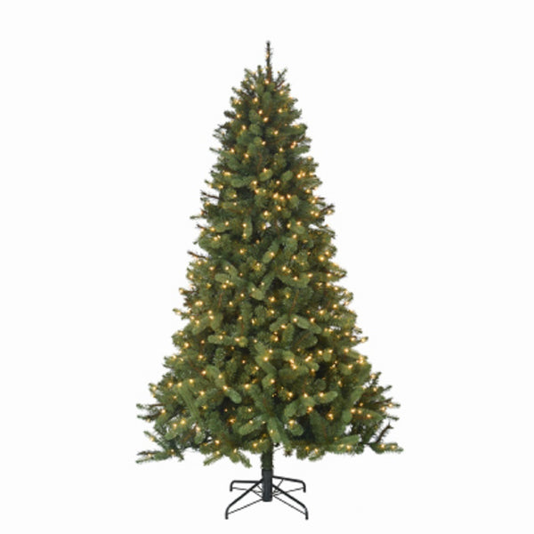 Polygroup TG76P4884D00 Artificial Fir Christmas Tree, 7.5 Feet