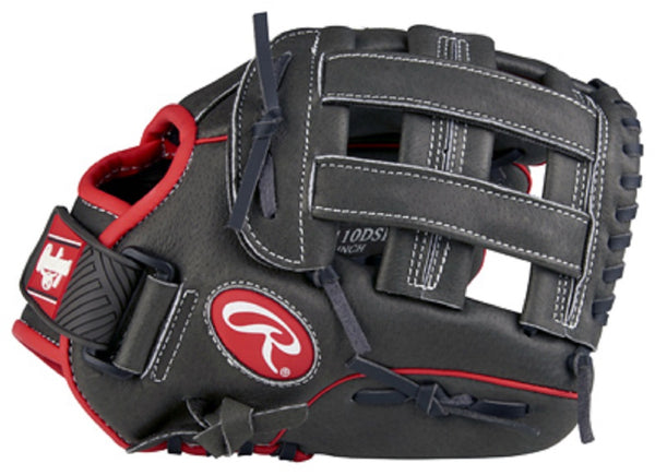 Rawlings MPL110DSH-6/0 Mark Of A Pro Lite Baseball Glove, 11 Inch