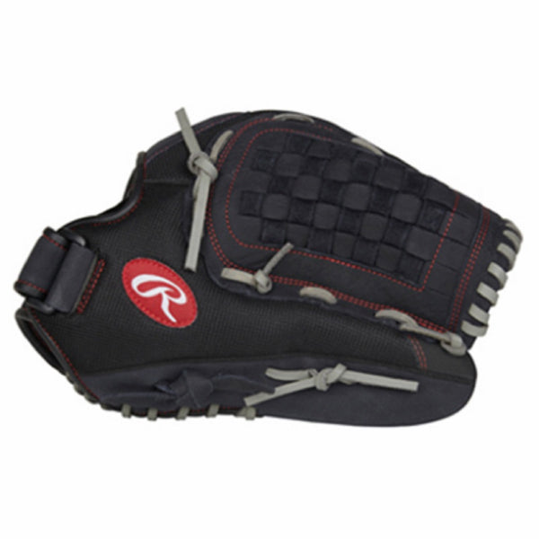 Rawlings R140BGS-6/0 Renegade Right Hand Baseball Glove, 14 Inch