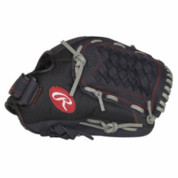 Rawlings R120BGS-6/0 Renegade Right Hand Baseball Glove, 12 Inch
