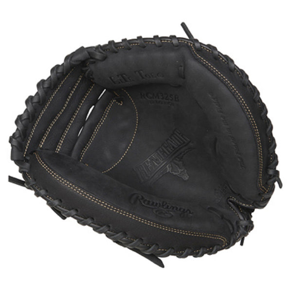 Rawlings RCM325B-3/0 Renegade Catcher's Mitt Right Hand, 32.5 Inch