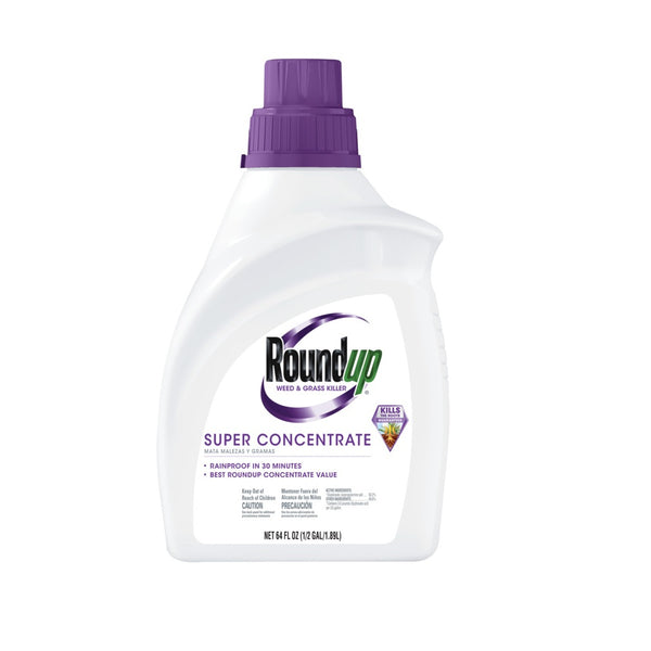 Roundup 5008510 Weed and Grass Killer, 1/2 Gallon