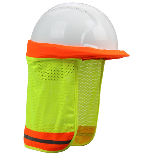 Safety Works 46000-O Hard Hat Sun Shade