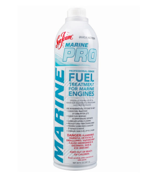 Seafoam MP20 Marine PRO Fuel Treatment for Marine Engines, 20 Ounce