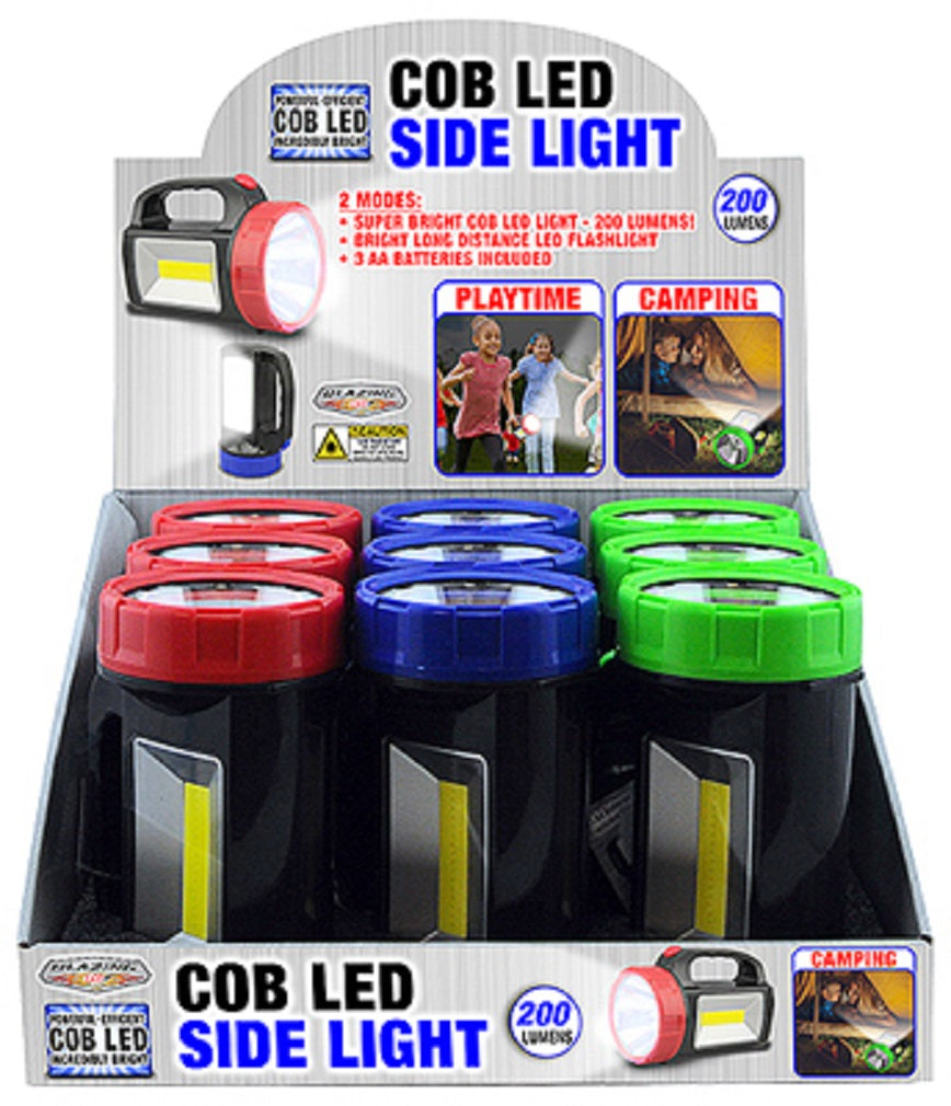 Shawshank Ledz 702536 COB LED Side Light