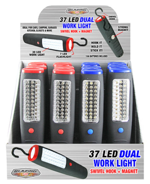 Shawshank Ledz 702177 37 LED Dual Work Light