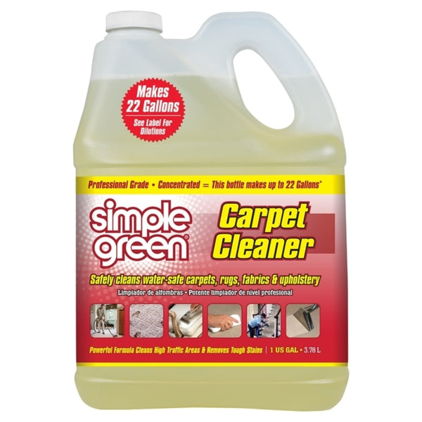 Simple Green 0510000403128 Professional Grade Carpet Cleaner, Gallon