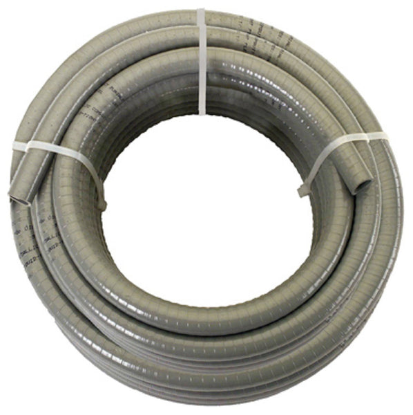 "Southwire 55082603 Sealtite Metal Flex Conduit, 1/2"" x 100'"