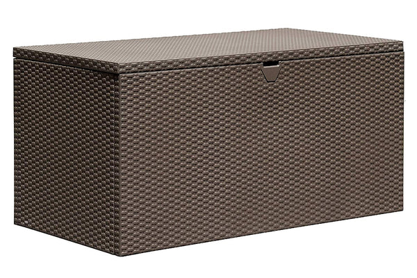 Spacemaker DBBWES Storage Deck Box, Espresso