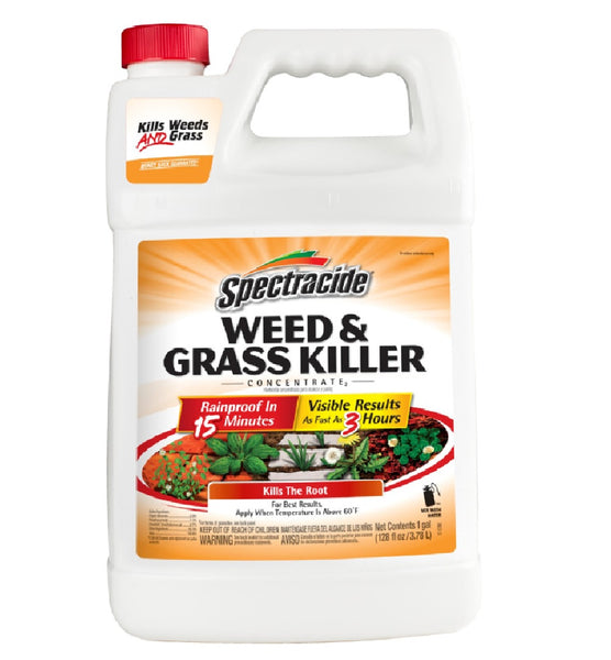 Spectracide HG-96620 Weed & Grass Killer, 1 Gallon