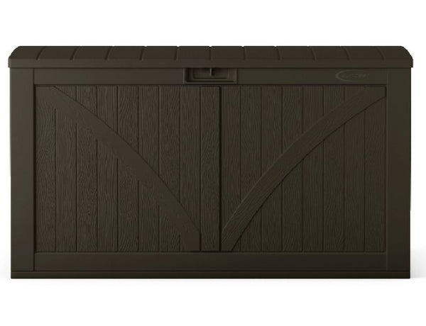 Suncast BMDB3415J Extra Large Deck Box, 134 Gallon