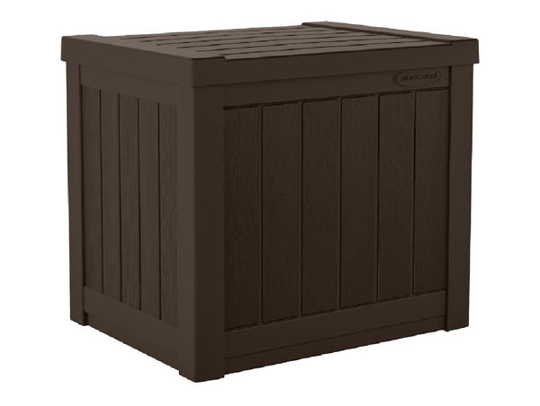 Suncast SS500J Small Deck Box, 22 Gallon