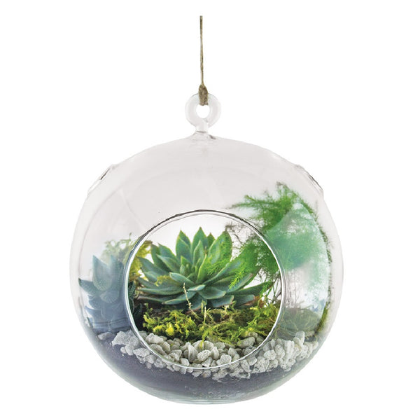 Syndicate 120-06-00 Floating Orb Garden Kit, Clear