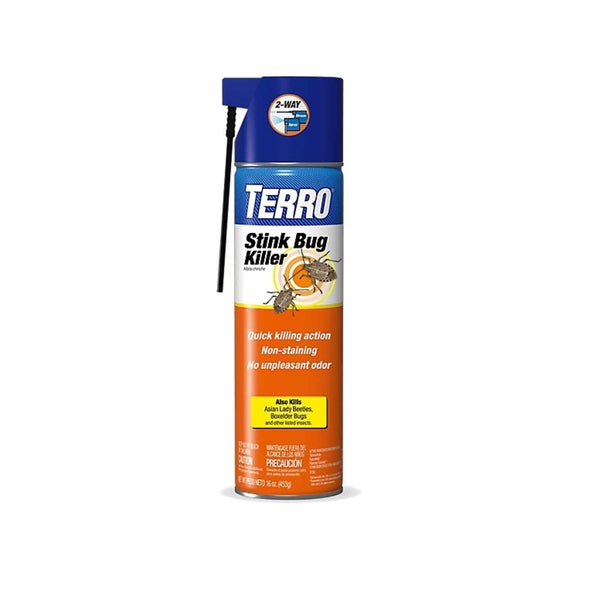 Terro T3501-6 Stink Bug Killer, 16 Oz