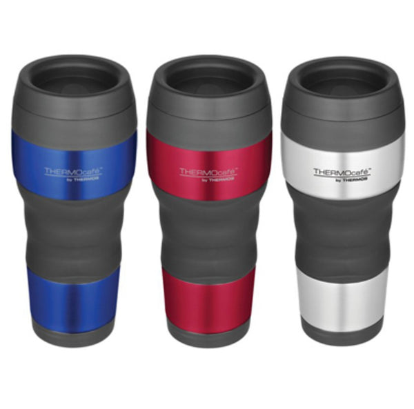 Thermos DF4020TRI6 Travel Tumbler, Assorted Colors