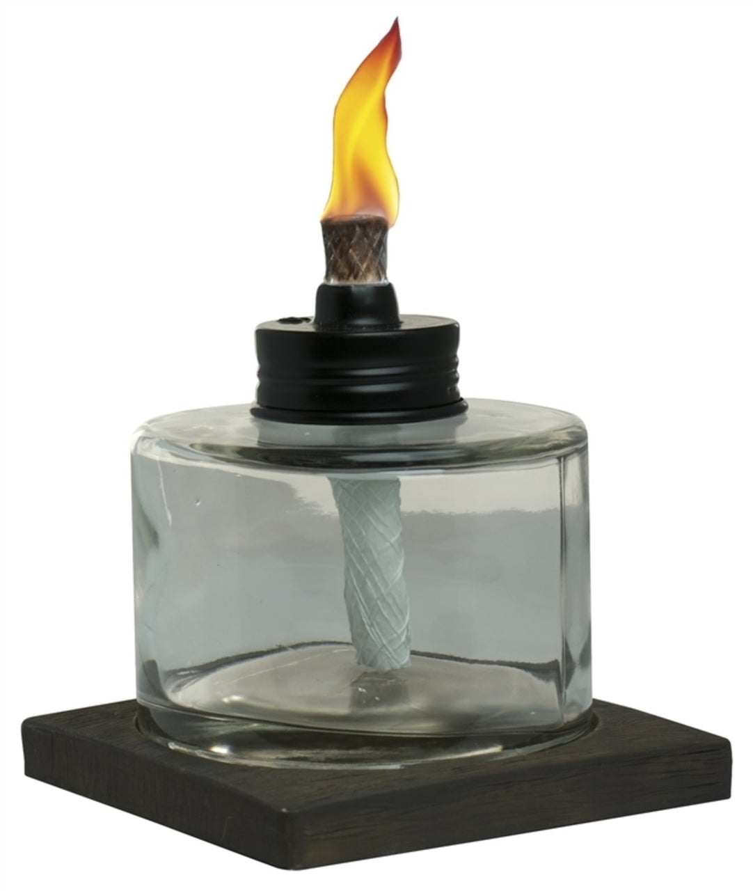 Tiki 1117025 Votive Table Torch, Glass
