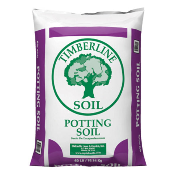Timberline 50055071 Potting Soil, 40 Lbs