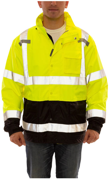 Tingley J27122.XL Icon LTE Premium High Visibility Jacket, Extra Large