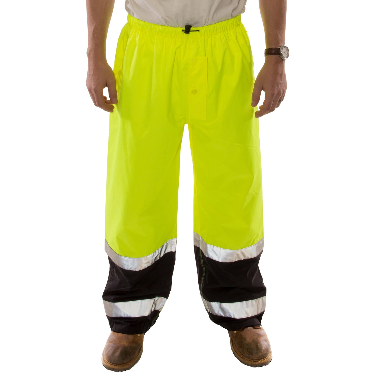 Tingley P27122.MD Icon LTE High Visibility Pants, Medium