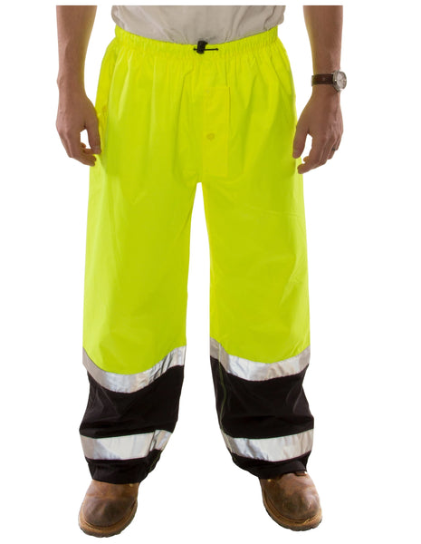 Tingley P27122.3X Icon LTE High Visibility Pants, 3 Extra Large