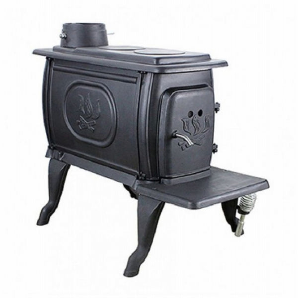 US Stove US1269E Log Wood Stove, 54,000 BTUs