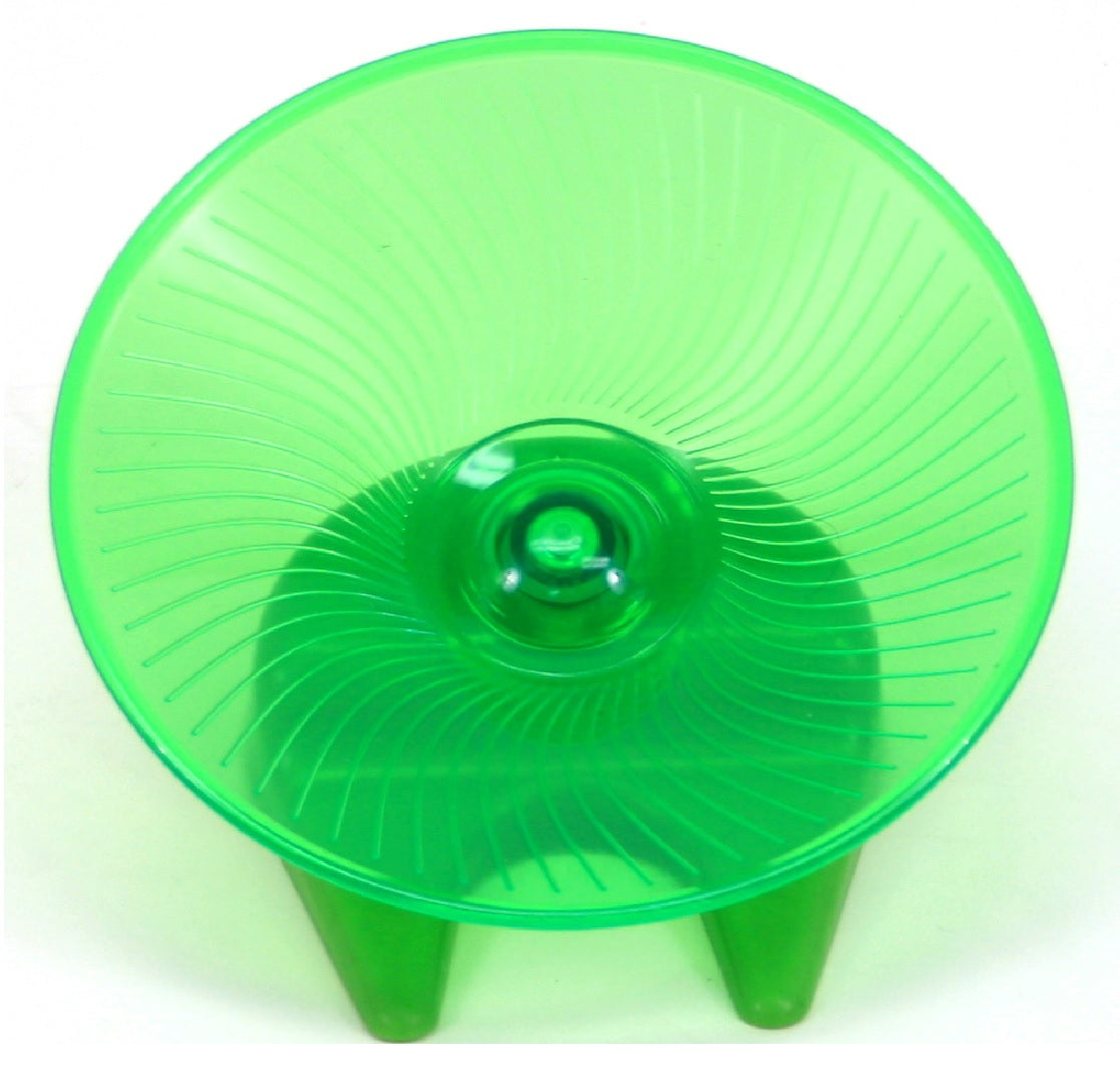 Ware Manufacturing 03282 Flying Saucer Small Pet Exercise Wheels, Medium
