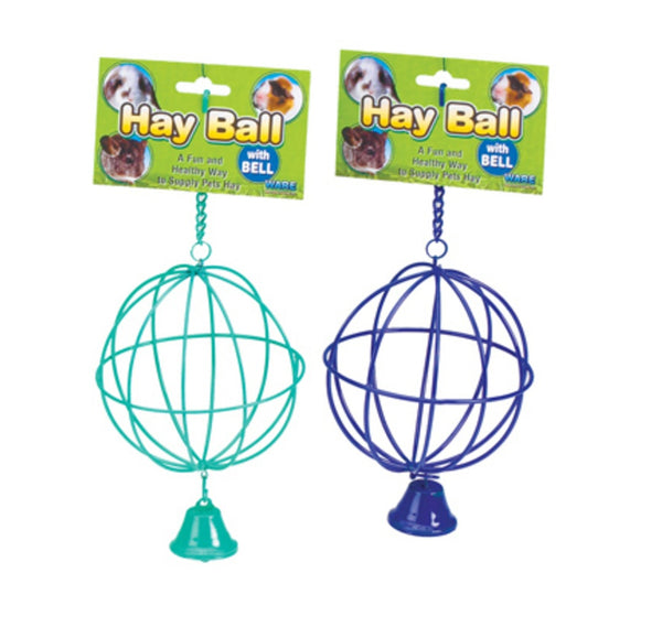 Ware Manufacturing 00713 Hay Ball, Assorted Colors