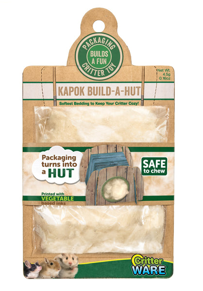 Ware Manufacturing 15007 Kapok Build A Hut
