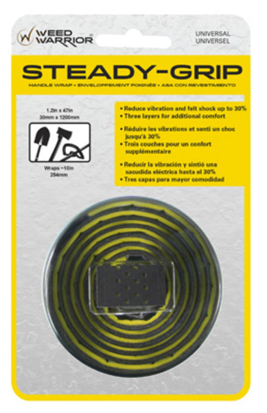 Weed Warrior 70553 Steady Grip Anti-Vibration Handle Wrap